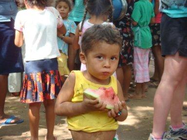 Help feed Nicaragua